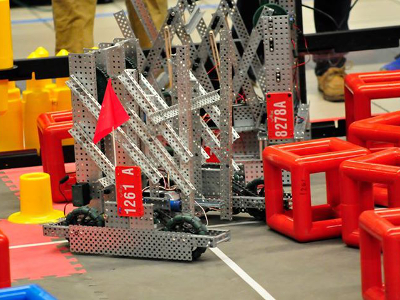 GSMST VEX Qualifier 2015